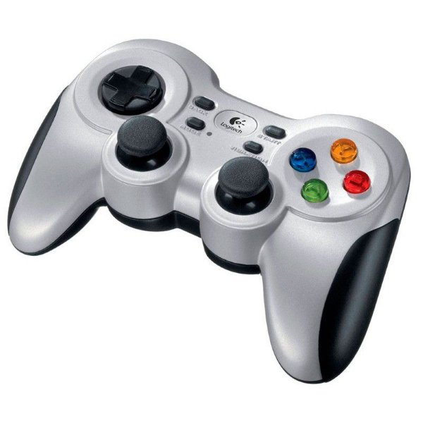 Controle Logitech F710 Wireless Gamepad Joystick