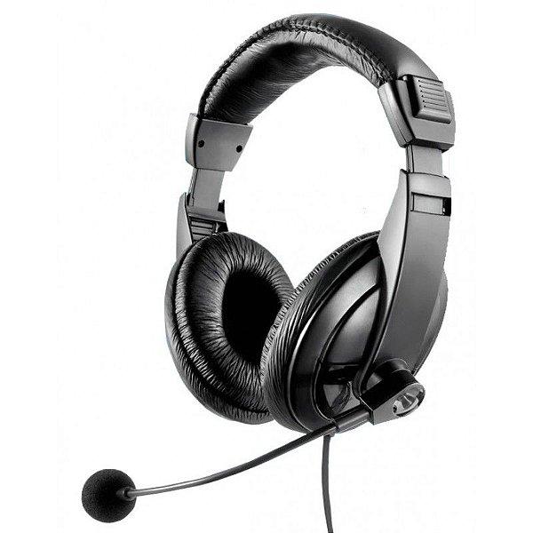 Headset Giant Profissional Multilaser
