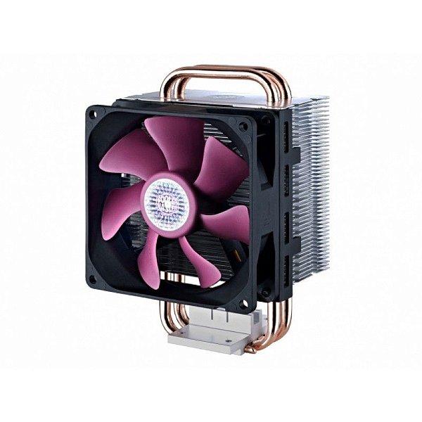 Cooler Cooler Master Blizzard T2 p/ Intel 1156/1155/775 e AMD FM1/AM3+/ AM3/AM2
