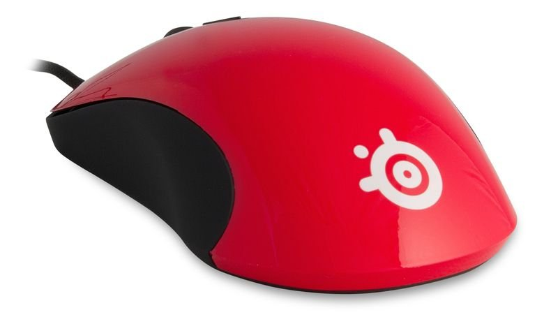 Mouse SteeSeries Kinzu Red Pro Edition 3200 DPI - OUTLET - OPEN BOX