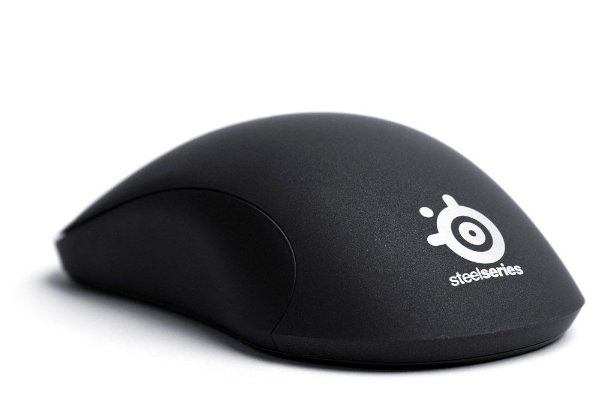 Mouse SteelSeries Kinzu Black 3200 DPI - Outlet - Open Box