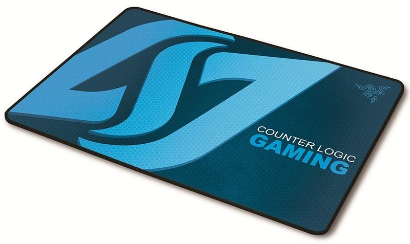 MousePad Razer Goliathus Standard Counter Logic Gaming e-Sports Edition Médio Speed
