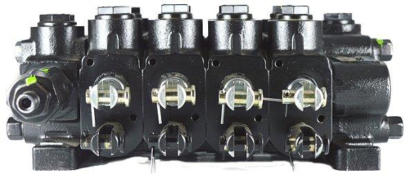 Comando Hidráulico com Sensores - NR0002327450 - FMX
