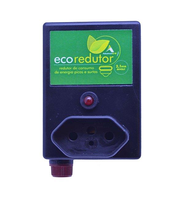Ecoredutor De Consumo de Energia Elétrica até 35% de redução 2,1KVA Para Freezer e Geladeiras