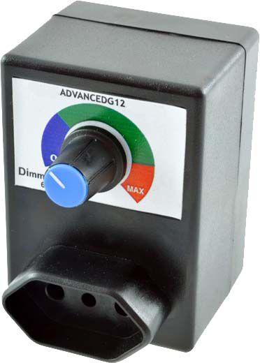 Dimmer Controlador Eletrônico Bivolt 3000W C/ Dissipador de Calor