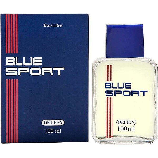 Deo Colônia - Delion 100ml - Blue Sport