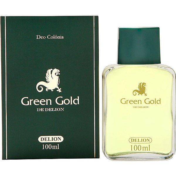 Deo Colônia - Delion 100ml - Green Gold