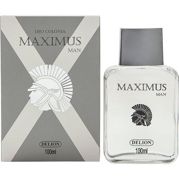 Deo Colônia - Delion 100ml - Maximus Man