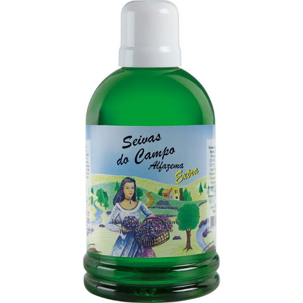 Deo Colônia – Seivas do Campo 500ml - Alfazema