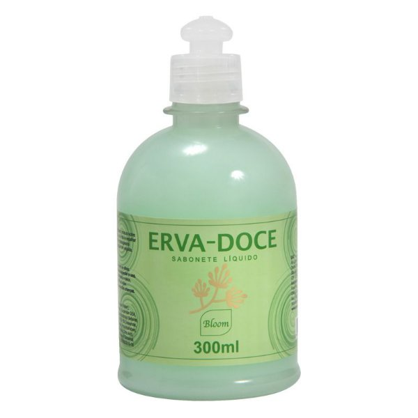 Sabonete Líquido - Bloom 300ml - Erva Doce