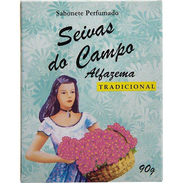 Sabonete - Seivas do Campo 90g - Alfazema Tradicional