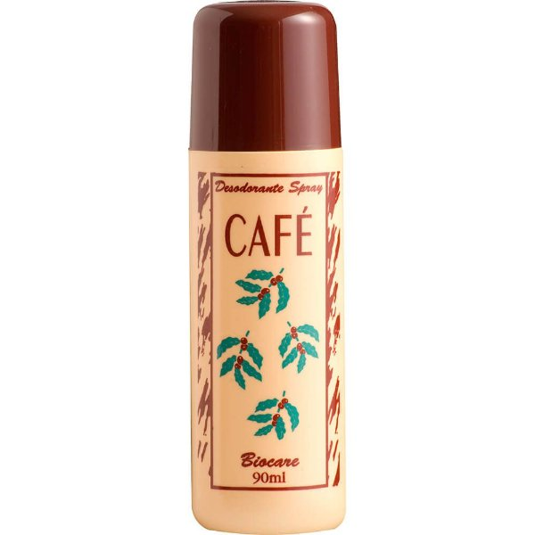 Desodorante Spray - Biocare 90ml – Café