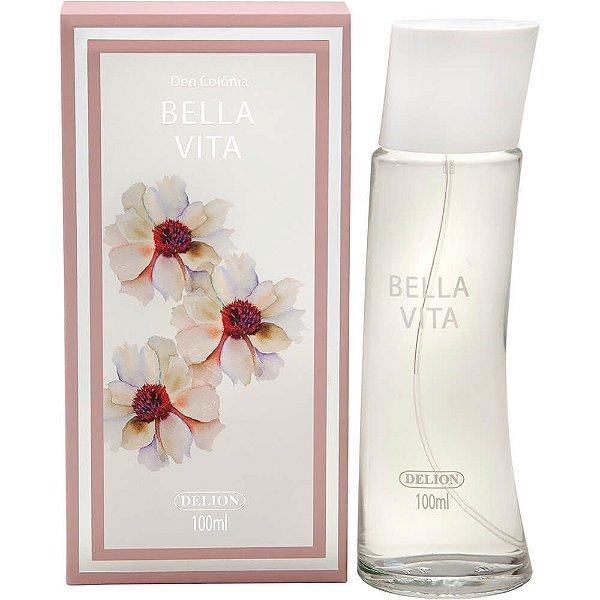 Deo Colônia - Delion 100ml - Bella Vita