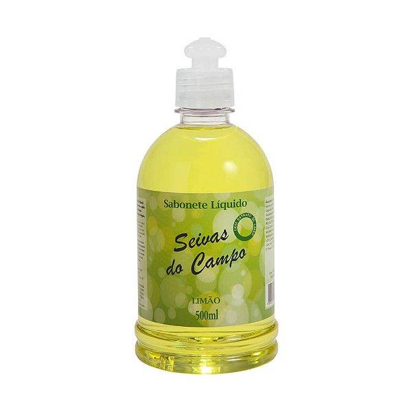 Sabonete Líquido - Seivas do Campo 500ml - Limão