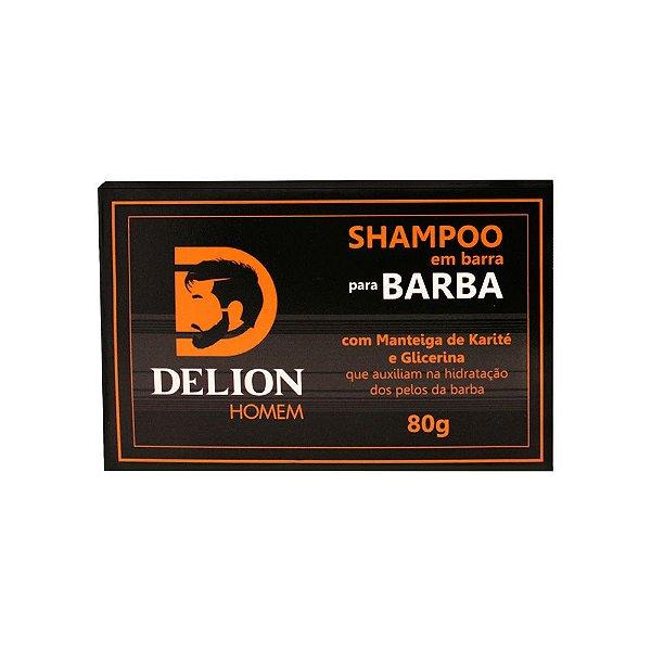 Shampoo em barra
