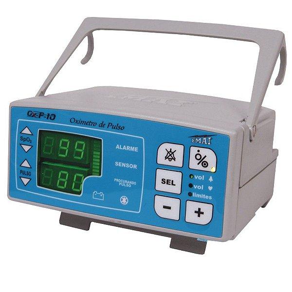 Oxímetro de Pulso - Emai - OXP 10