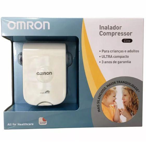 Inalador Nebulizador NE-C803 - Omron