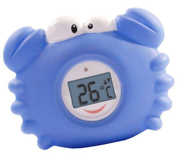 Termômetro para Banho Caranguejo - Incoterm