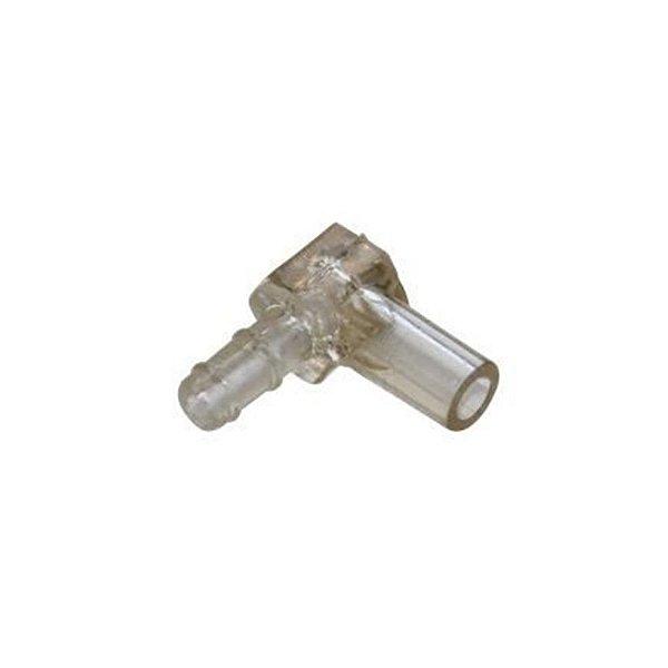 Conector 90° P/ Tubo Silicone 5X3 Aut.134° - Protec