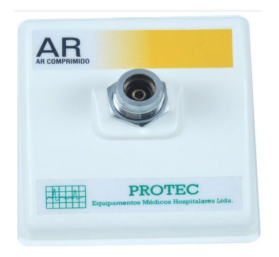 Posto Parede Interno P/ Ar Comprimido - Protec