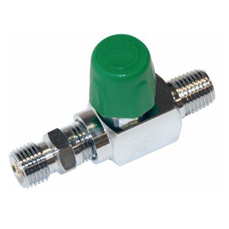 Torneira Flecha com Válvula P/ Oxigênio - Protec