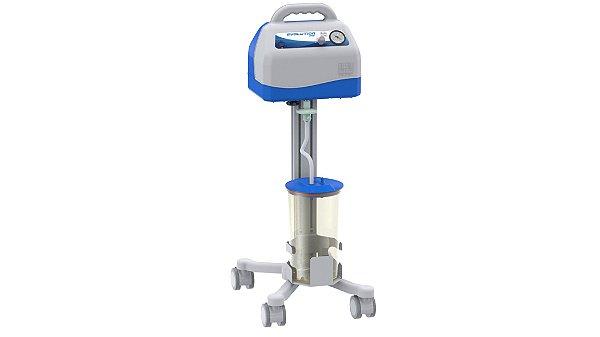 Aspirador Cirúrgico Evolution 5000 C/ FR 5 Litros Biv. Pedestal - Protec