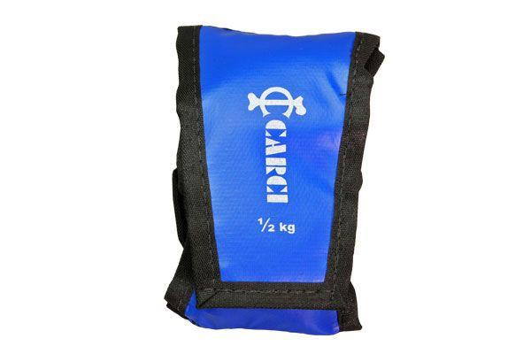 Tornozeleira C/ Velcro 500 g - Carci