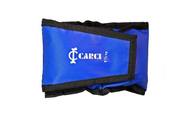 Tornozeleira C/ Velcro 1,5 Kg - Carci