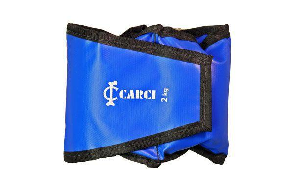 Tornozeleira C/ Velcro 2 Kg - Carci