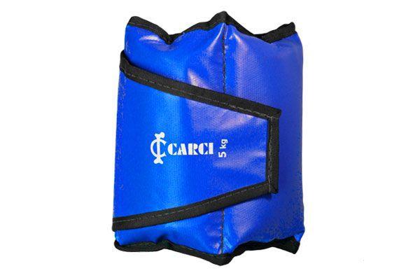 Tornozeleira C/ Velcro 5 Kg - Carci
