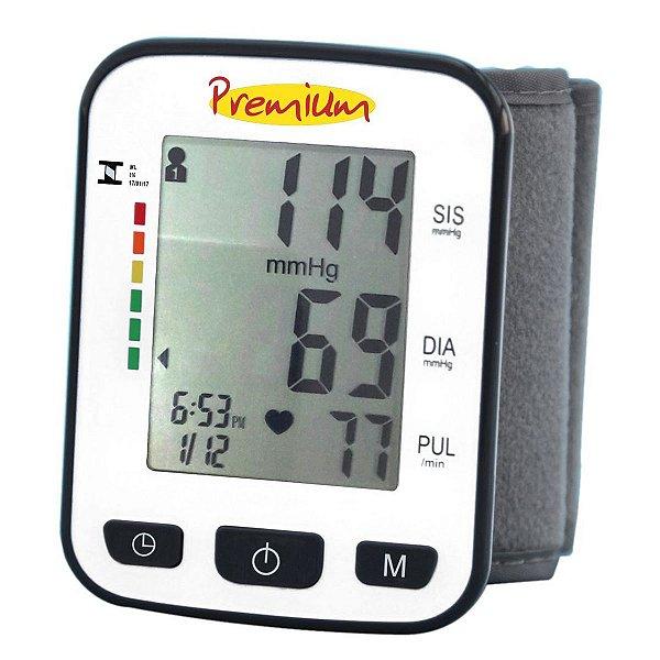 Aparelho de Pressão Digital BPSP21- Premium