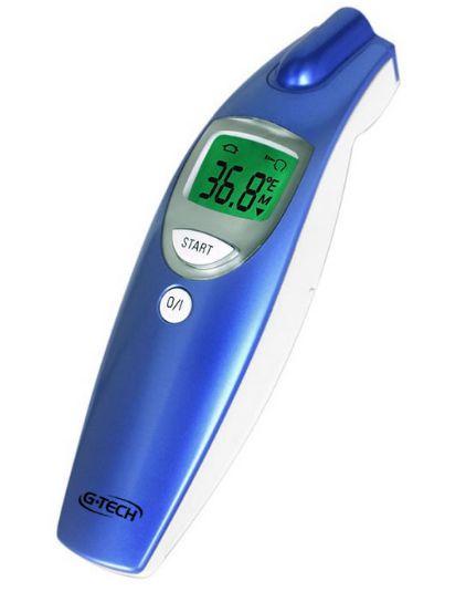 Termômetro Digital Infravermelho Sem Contato - G-Tech