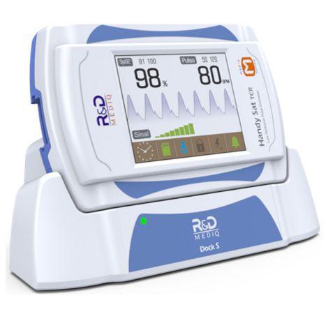 Oxímetro de Pulso Handy Sat TCR (Bateria) - R&D Mediq