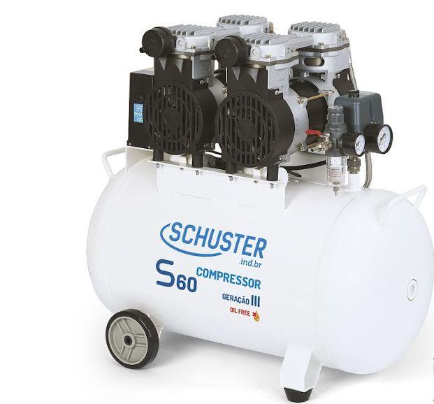 Compressor s60 - Schuster
