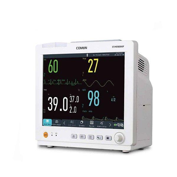 Monitor Multiparâmetros Star800F - Comen