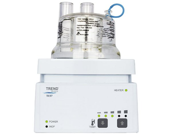Umidificador Aquecido TR 517 - TREND Medical