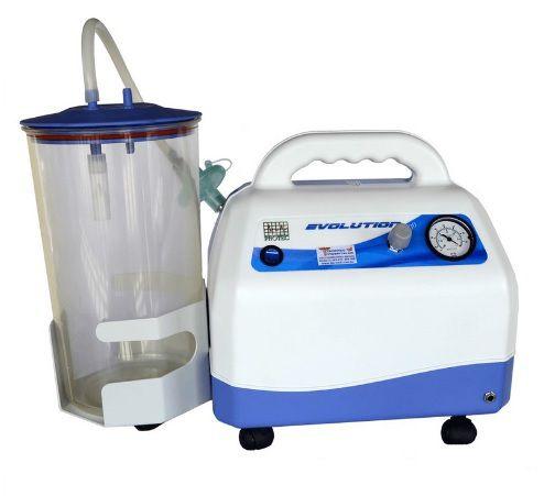 Aspirador Cirúrgico Evolution 5000 C/ FR 5L AUT 134° - Protec