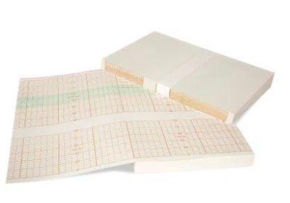 Papel p/ Cardiotocógrafo Gold - kolplast