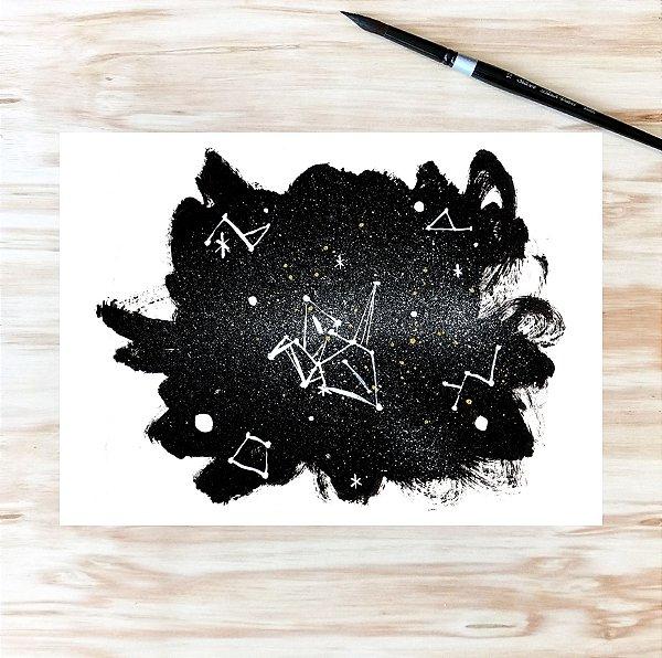 constelação de Tsuru A4