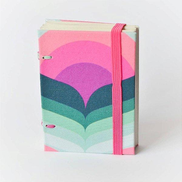 Caderno Nano Flor