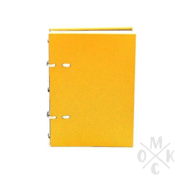 Caderno Mostarda