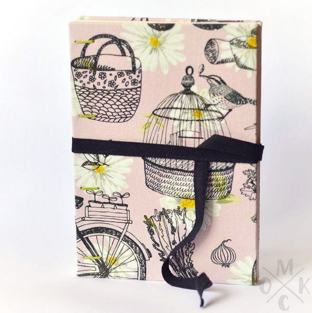 Caderno Birdcage