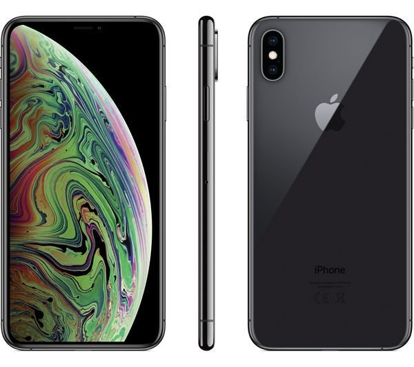 Smartphone Apple iPhone Xs Max 64GB Desbloqueado Cinza Espacial