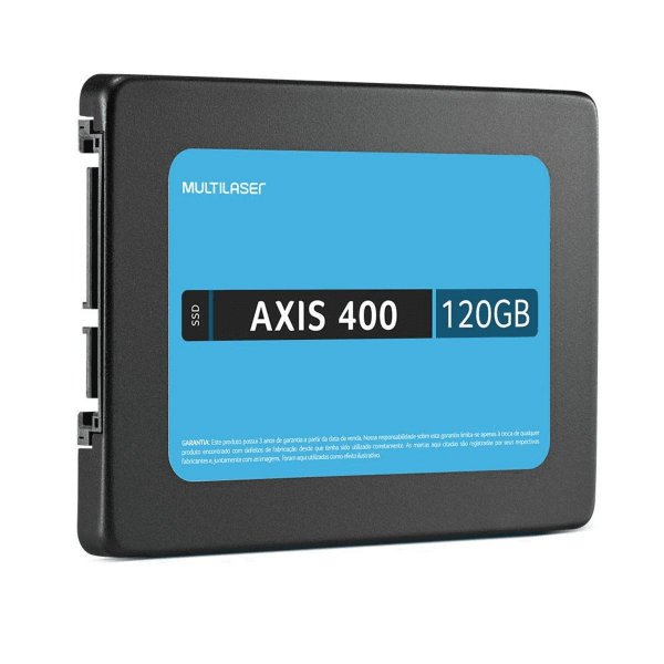 SSD 120GB Multilaser Axis 400