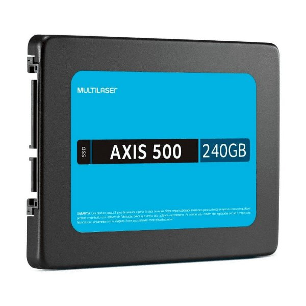Ssd Multilaser 240gb Axis 500