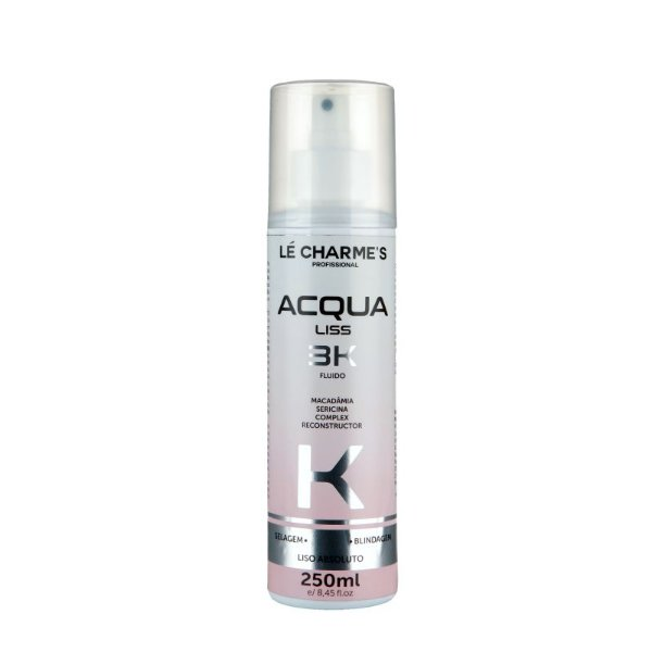 Acqua Liss 3K - Água Alisante 250ml