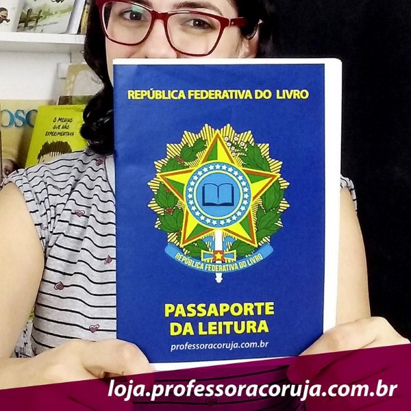 Produto Digital | Passaporte da Leitura