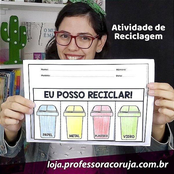 Atividade de Reciclagem | Produto Digital