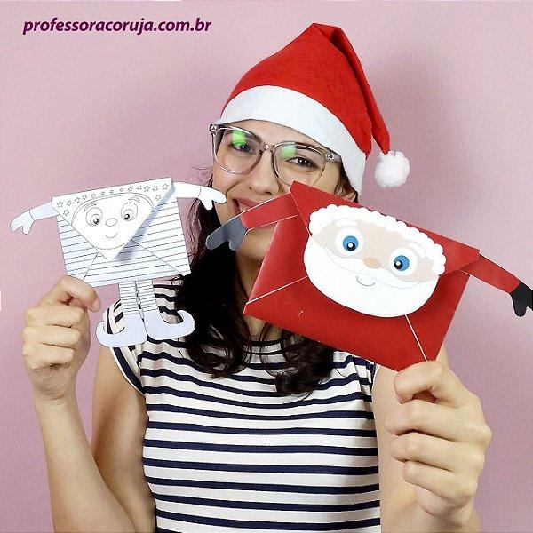 Envelopes de Natal   Produto Digital