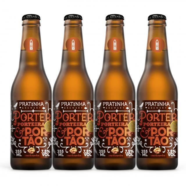 KIT PROMOCIONAL PORTER PORTEIRA & PORTÃO 355ML